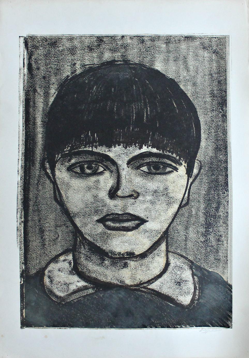 Vladimir Churkin. Girl