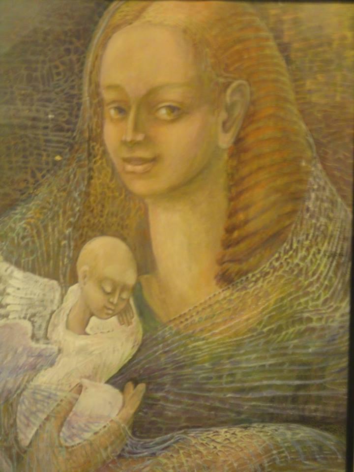 Liia Veniaminovna the Vine. My angel