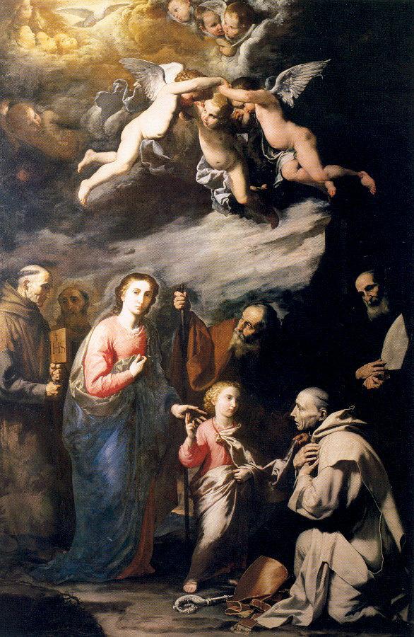 Хосе де Рибера. Сюжет 9
