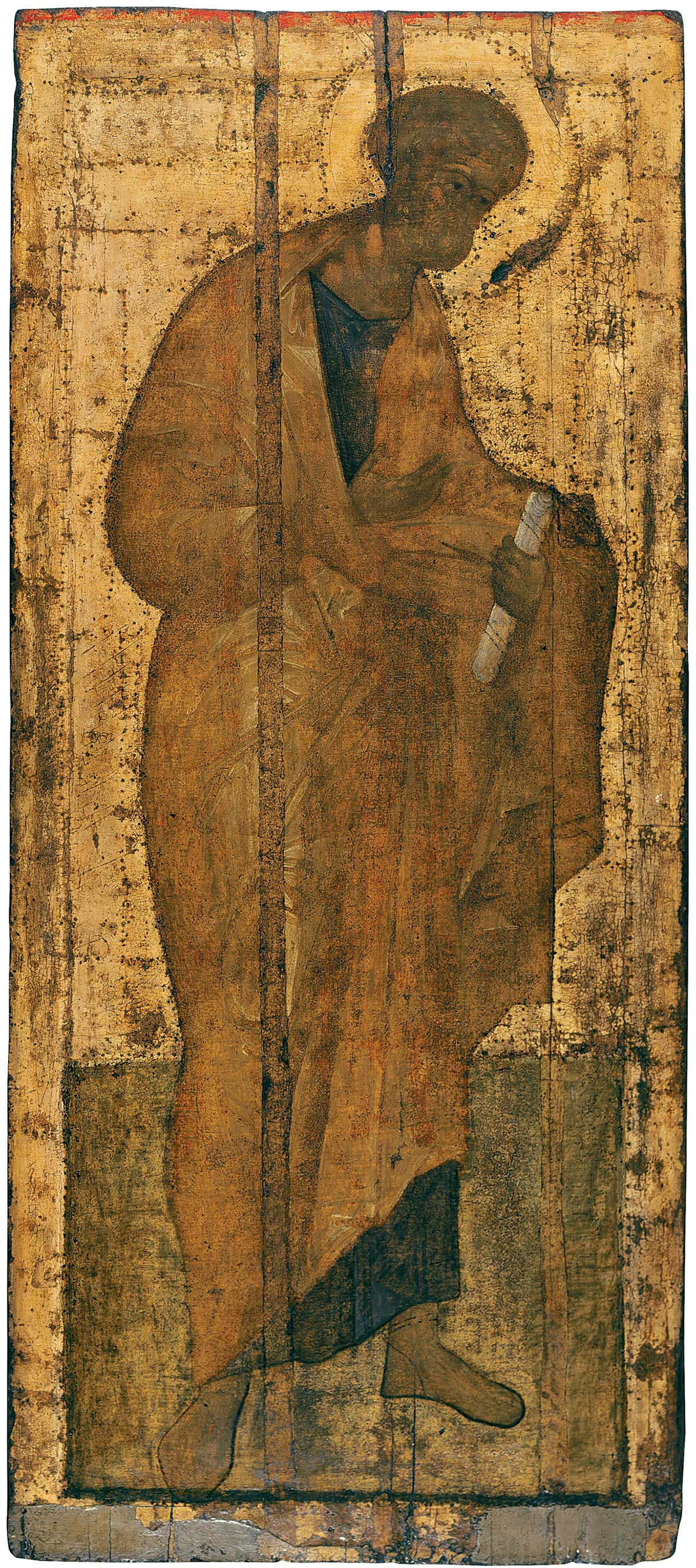 Andrey Rublev. The Apostle Peter