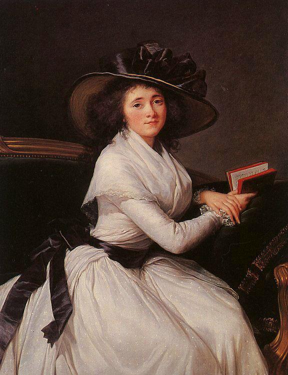 Elizabeth Vigee Le Brun. Countess Sotr