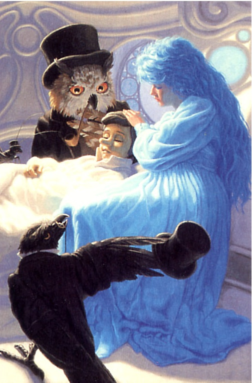 Грег Хильдебрандт. Буратино