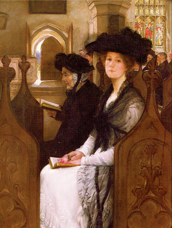 Francis Davis Millet. Stray thoughts