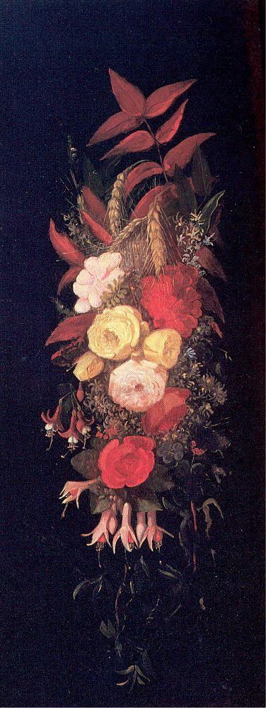 Эвелина Гора. Цветы