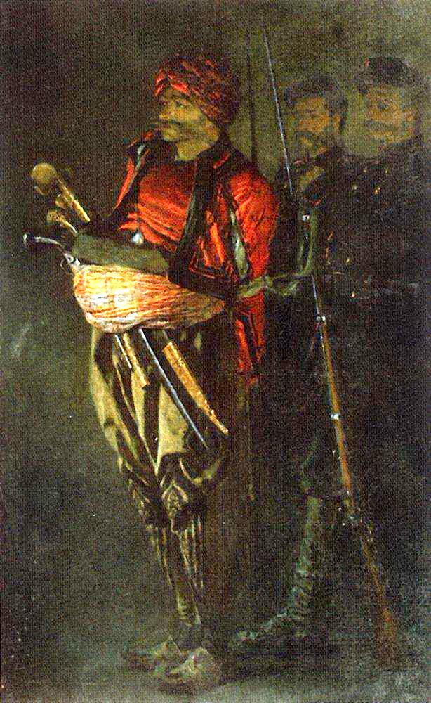 Василий Васильевич Верещагин. Башибузук