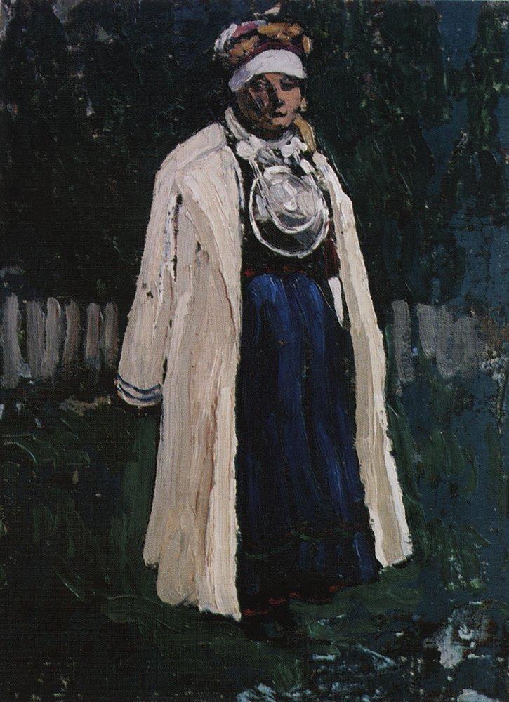 Nicholas Roerich. Pechora. Proverka