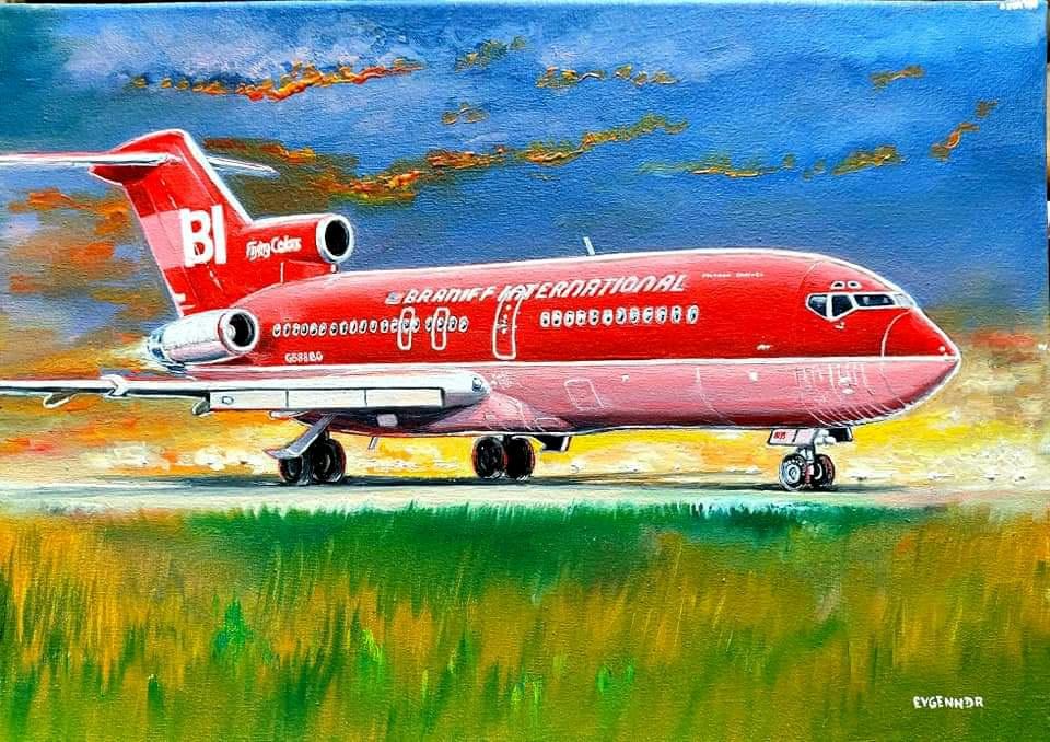 "Aviation Art. ""Разноцветие"""