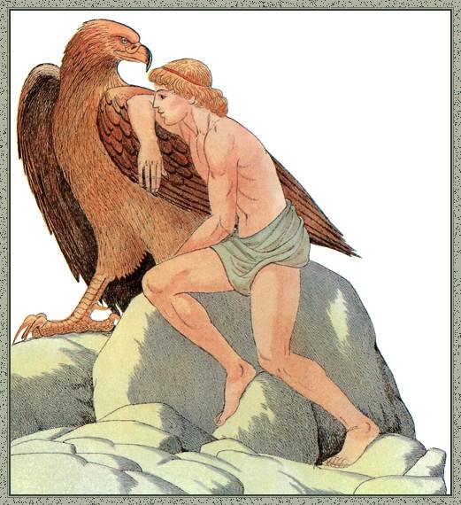 Giovanni Caselli. Eagle