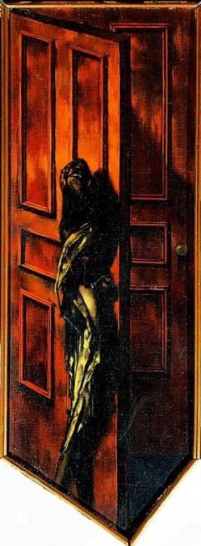Доротея Таннинг. Свет камина