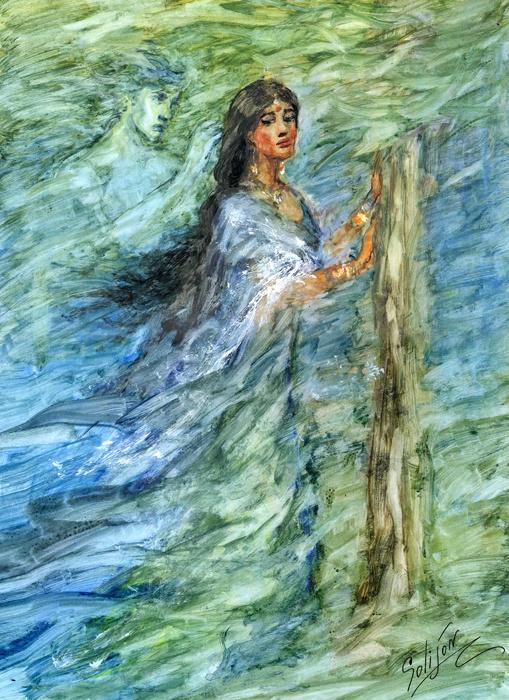 "Salijon Zukhriddinovich Mamatkulov. ""Last poem"" by Rabindranath Tagore"