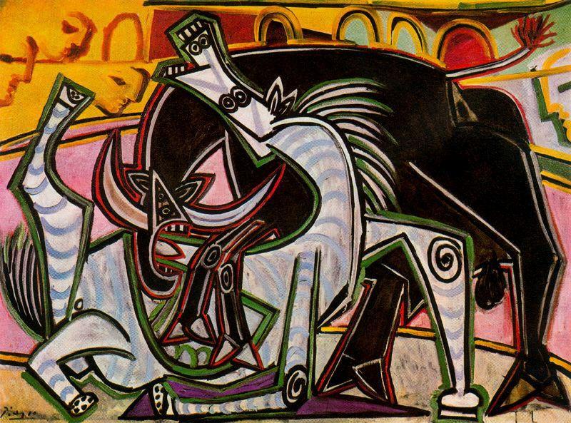 Ю. Пуджиес. Лошадь