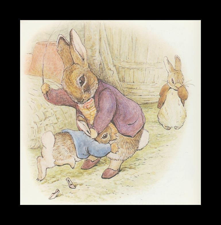 Бенджамин и Кролик Питер Банни. Сказка о кролике Питере 26