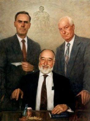 Igor Valeryevich Babailov. Three men