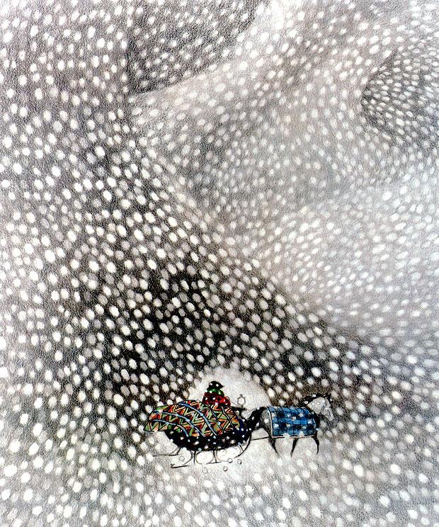 Susan Jeffers. Winter stories 24