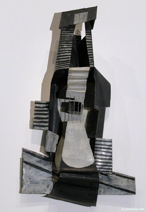 Пабло Пикассо. Гитара
