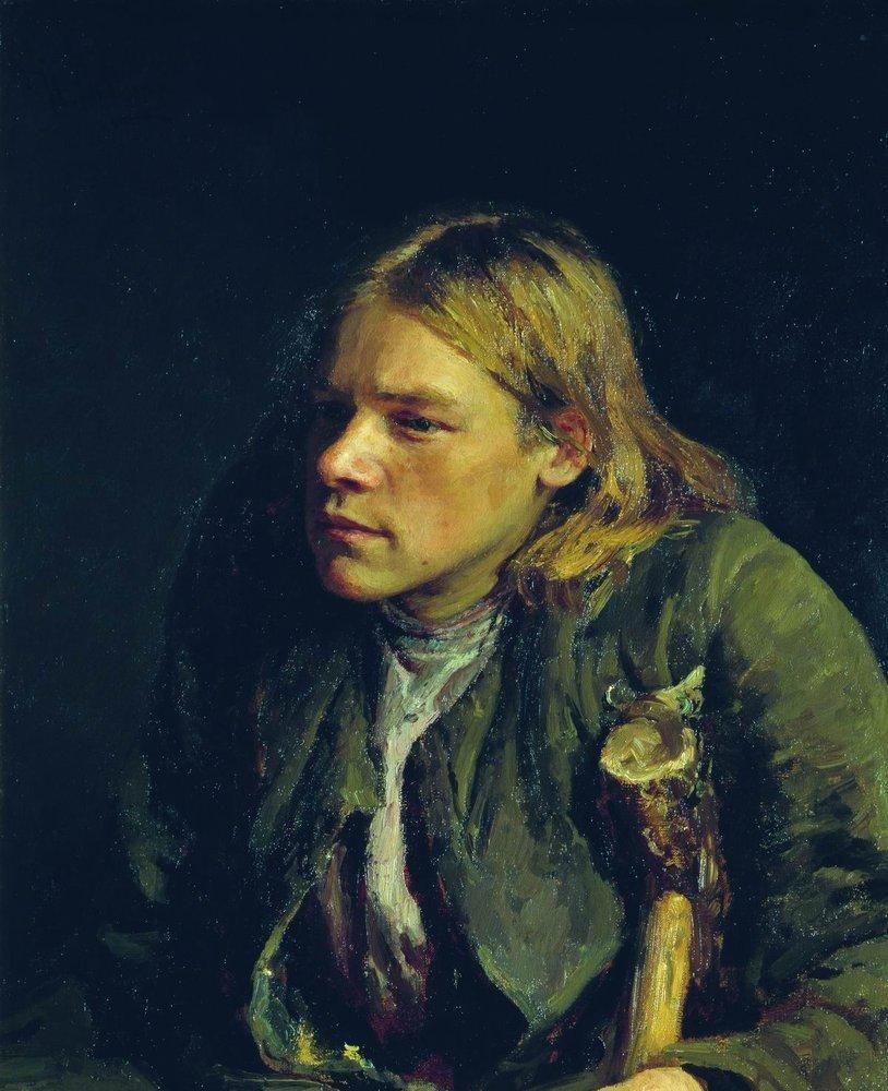 Ilya Efimovich Repin. Gorbun.