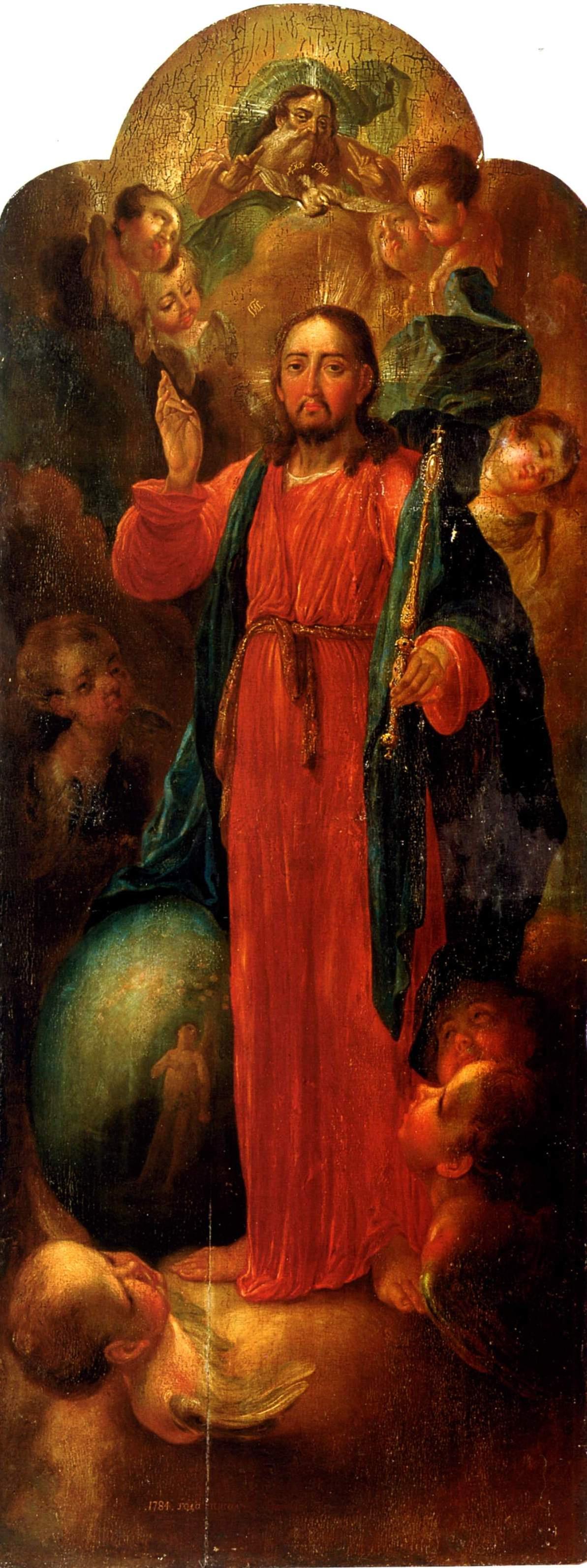 Vladimir Borovikovsky. Christ