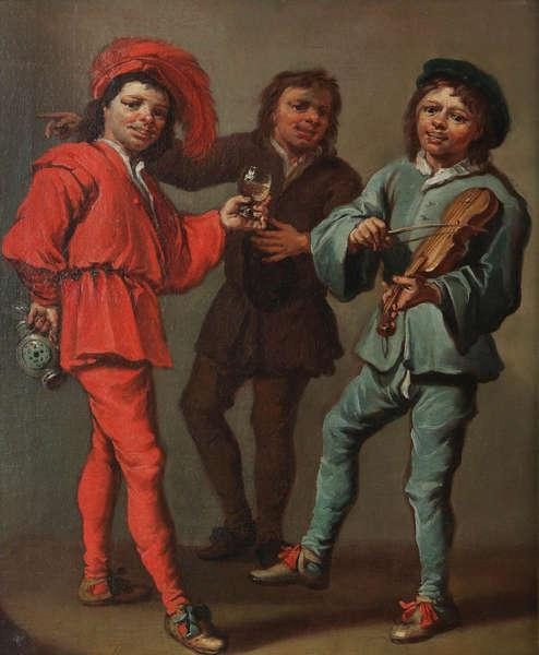 Fun company by Judith Leyster: History, Analysis & Facts