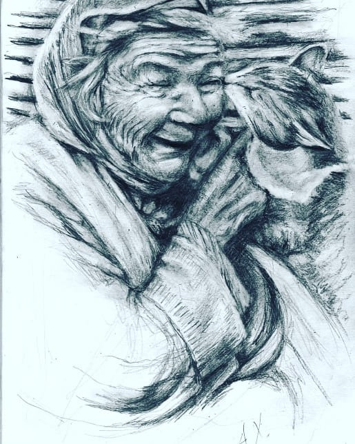 Anatoly Khmelevsky. Любовь