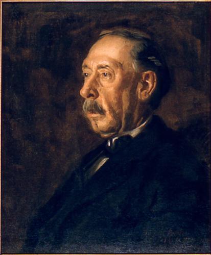 Thomas Eakins. Joseph R. Woodwell