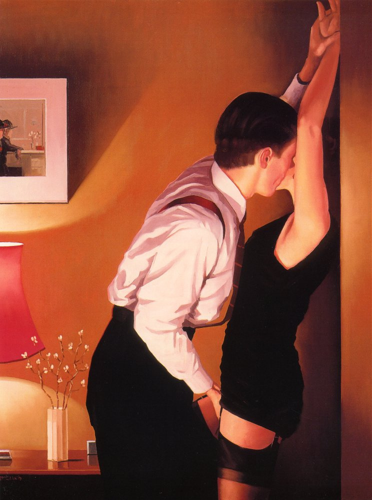Game On by Jack Vettriano: History, Analysis & Facts