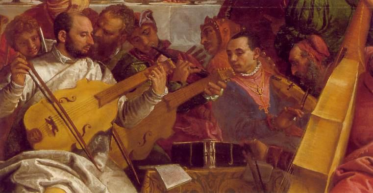 Паоло Веронезе. Брак в Кане