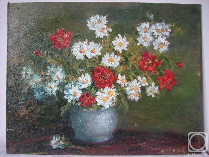 Rita Arkadievna Beckman. Wildflowers
