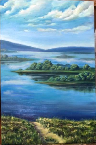 Alina Anatolyevna Asvalova. Bulgarians View of the Volga