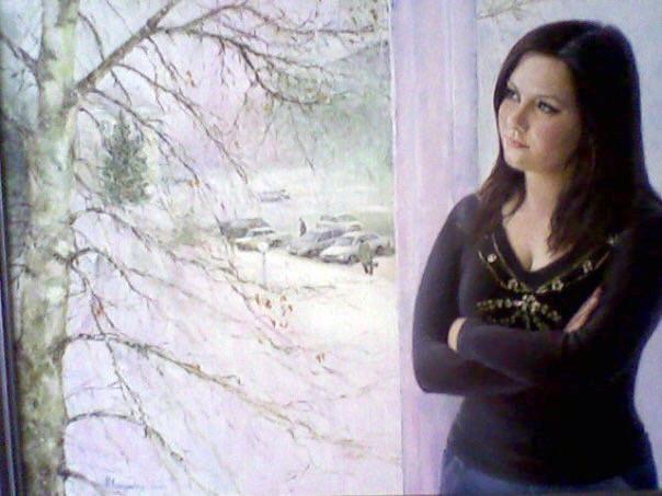 Natalia Sigorskaya. Spring awakening