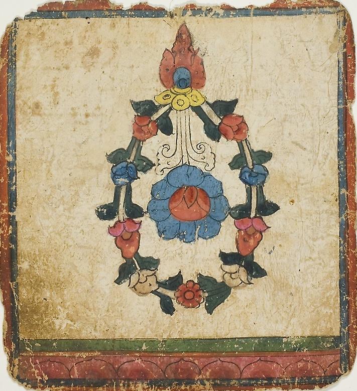 Unknown artist. The crown