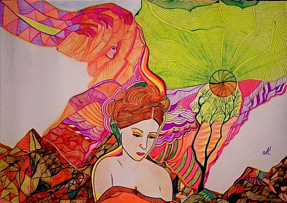 Лариса Клочкова. Вдохновение