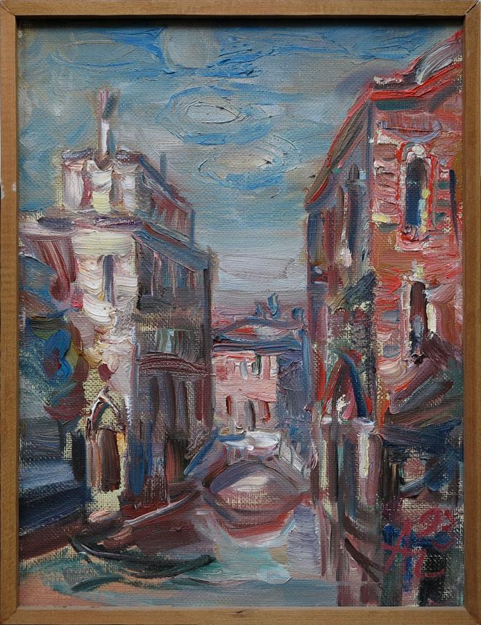 Alexander Ivanovich Chistov. Venice