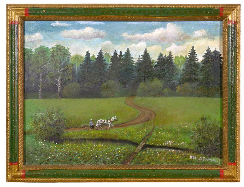 Alexander Vasilyevich Suvorov. Road to the forest