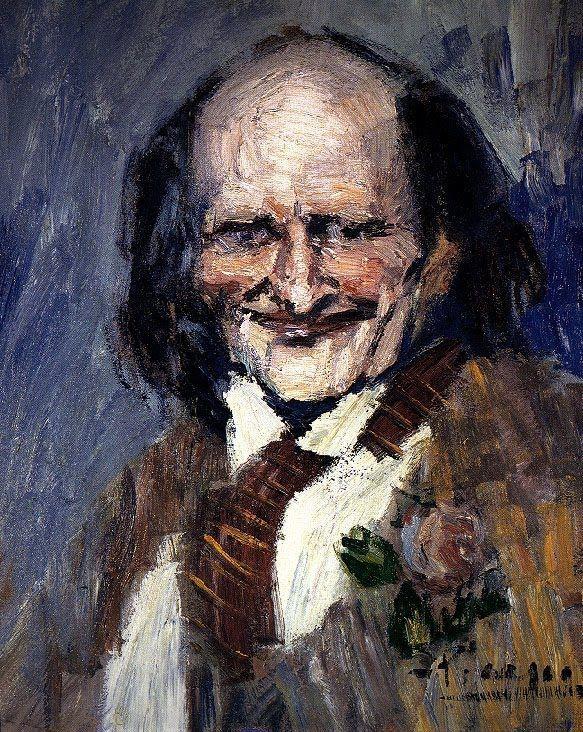 Пабло Пикассо. Портрет Биби-ла-Пюре