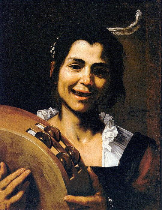 Хосе де Рибера. Сюжет 1