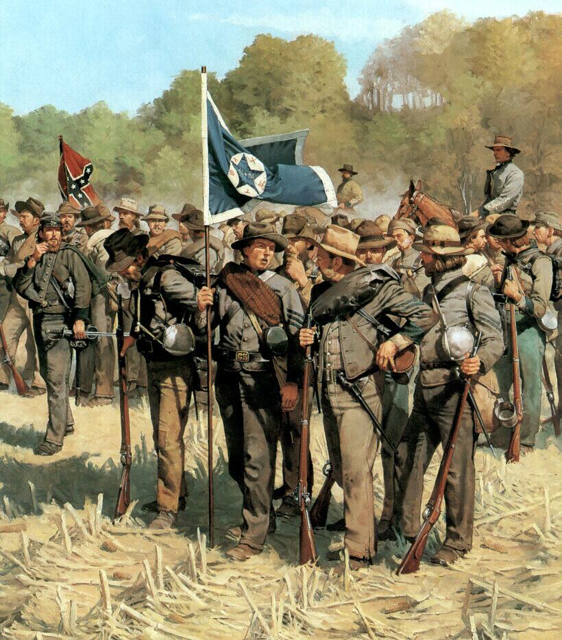 an analysis of the american art following the civil war