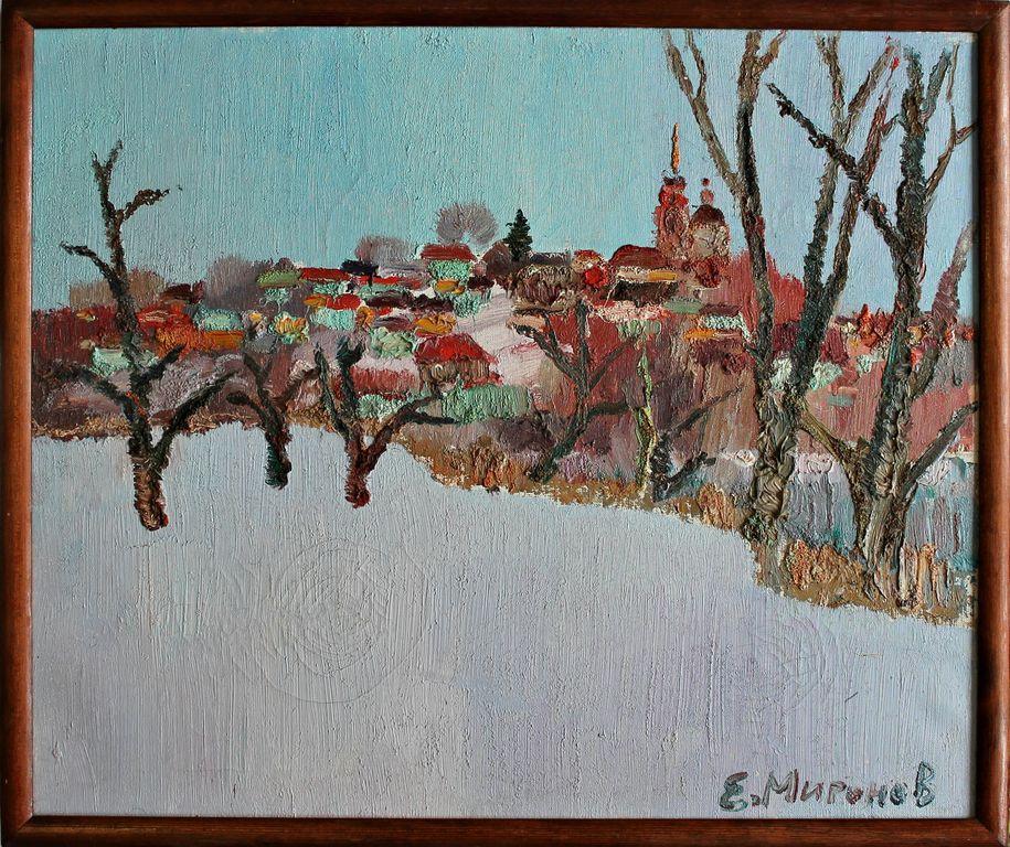 Eugene Mironov. Winter
