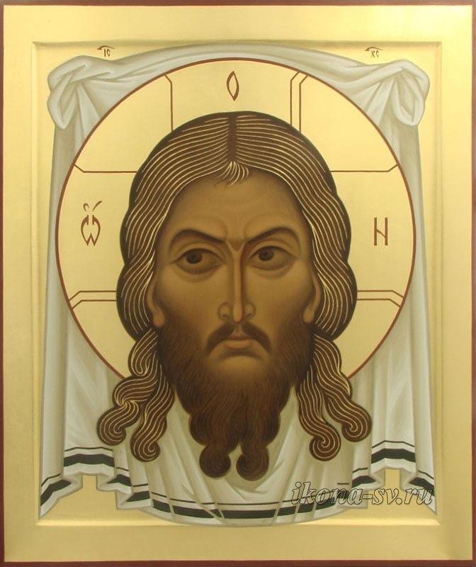 Victoria Viktorovna Sorokina. The Savior's Image of the Hands of God - desktop icon