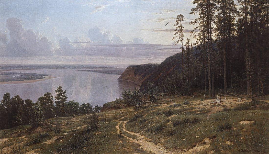 Иван Иванович Шишкин. Кама