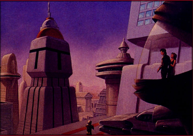 David Cherry. The urban landscape