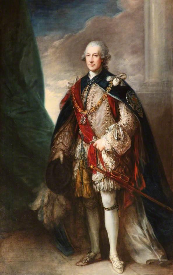 Томас Гейнсборо. Хью Перси, 1-й герцог Нортумберлендский