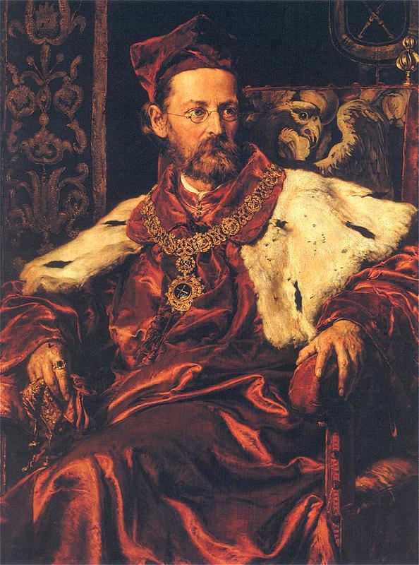 Ян Матейко. Портрет Юзефа Шуйского