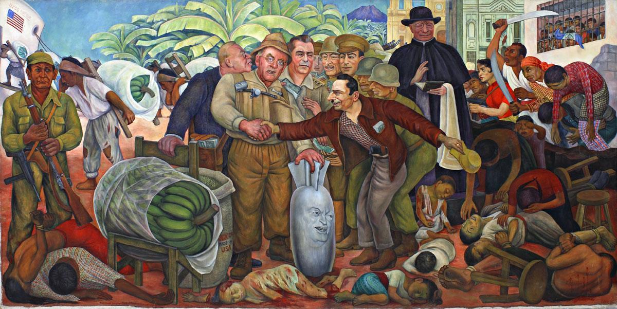 Диего Мария Ривера. Славная победа
