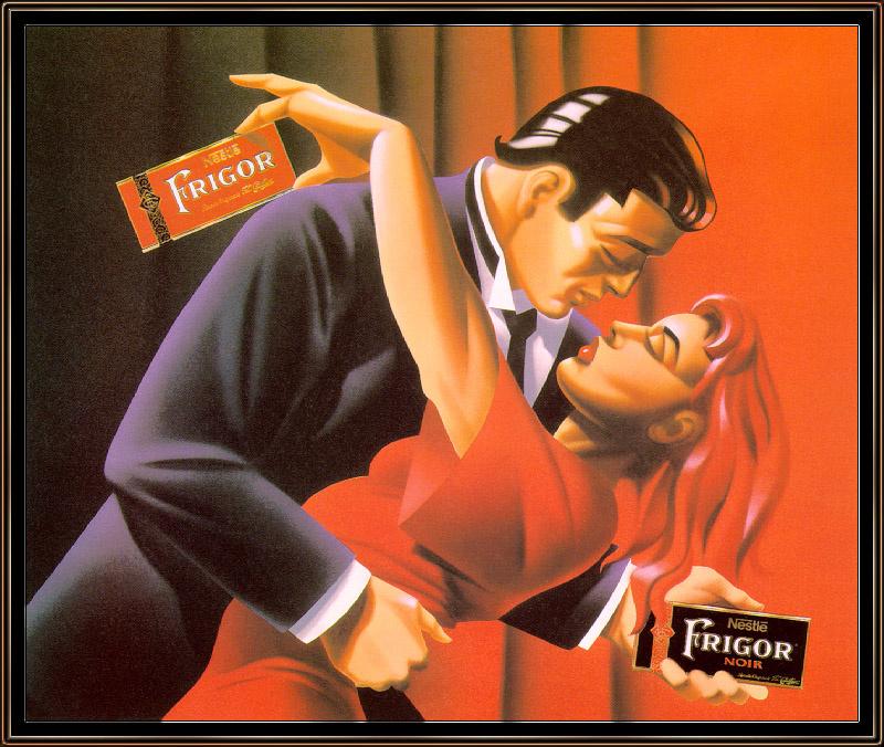 Adam Willis. Advertising Nestle