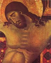 Ченни ди Пепо Чимабуэ. Христос