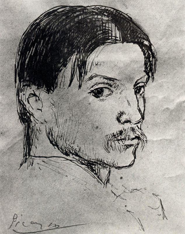 Пабло Пикассо. Сюжет 148