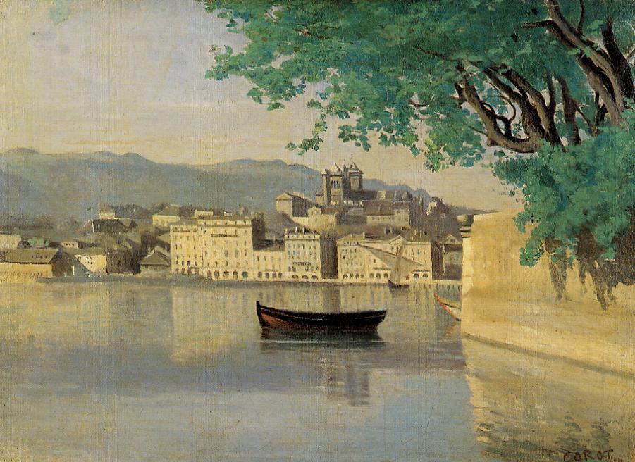 Камиль Коро. Женева