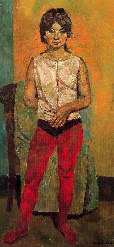 Хосеп-Мария Маллол Суасо. Портрет 1