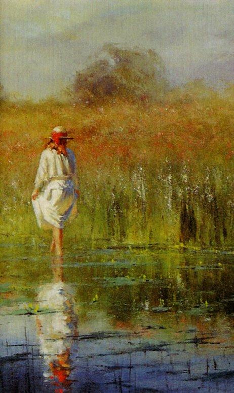 Robert Kagan. On the water