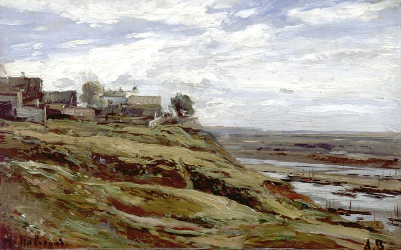 Алексей Петрович Боголюбов. Нижний Новгород